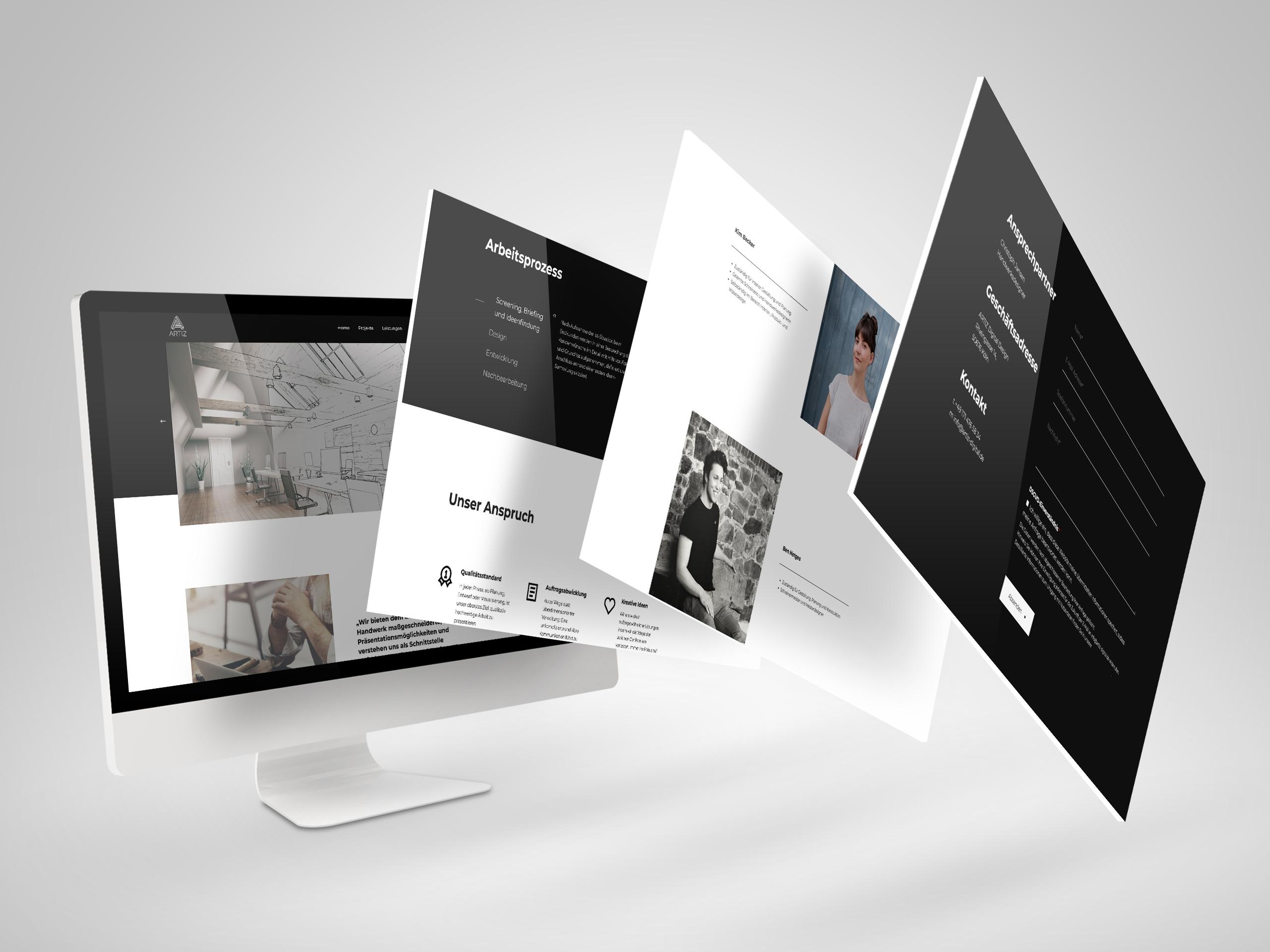 ARTIZ Digital Design