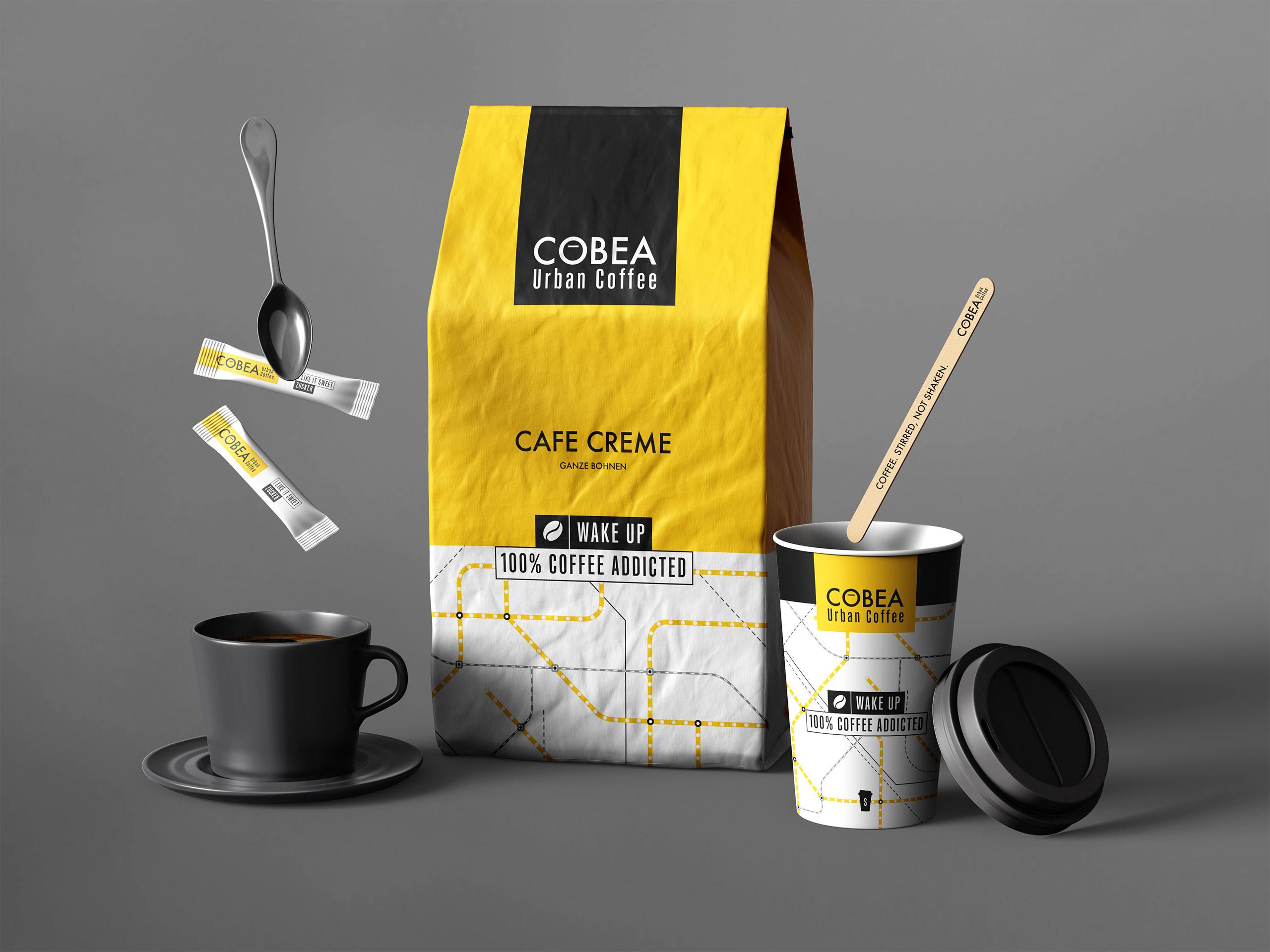 COBEA Urban Coffee