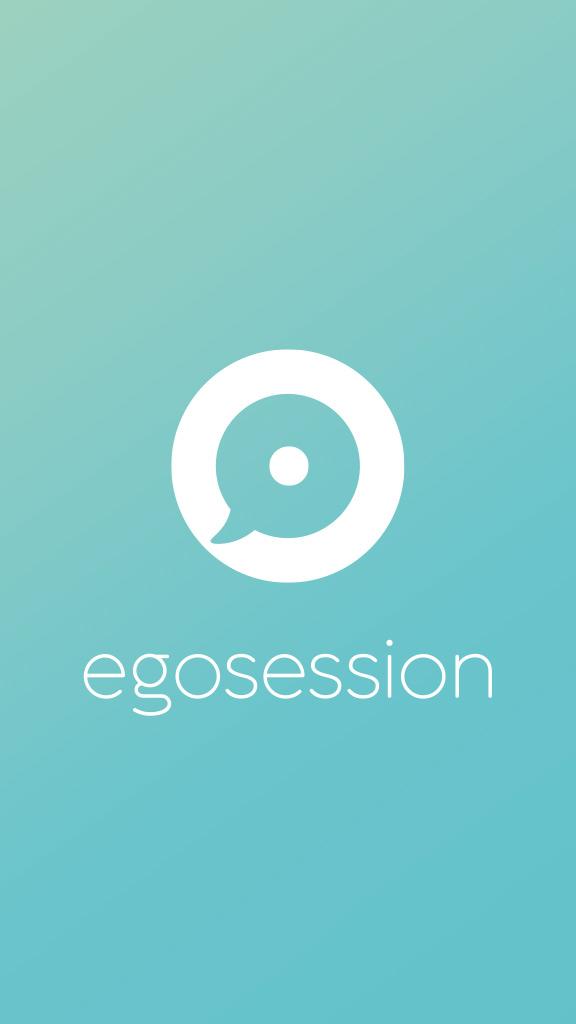 EgoSession Corporate Design und Webdesign